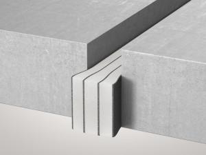 ISIFLEX-Fugenelement-Decke