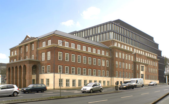 Glüchkaufhaus, Hessen / © Bahl Architekten BDA, Hagen