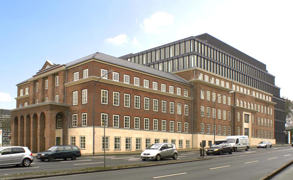 Architekt Wallenhorst glückaufhaus apb brandschutz baulicher brandschutz wallenhorst