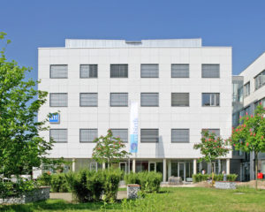 Medizinische Hochschule Hannover / © Köster GmbH, Osnabrück; Fotograf: Ulrich Reinecke