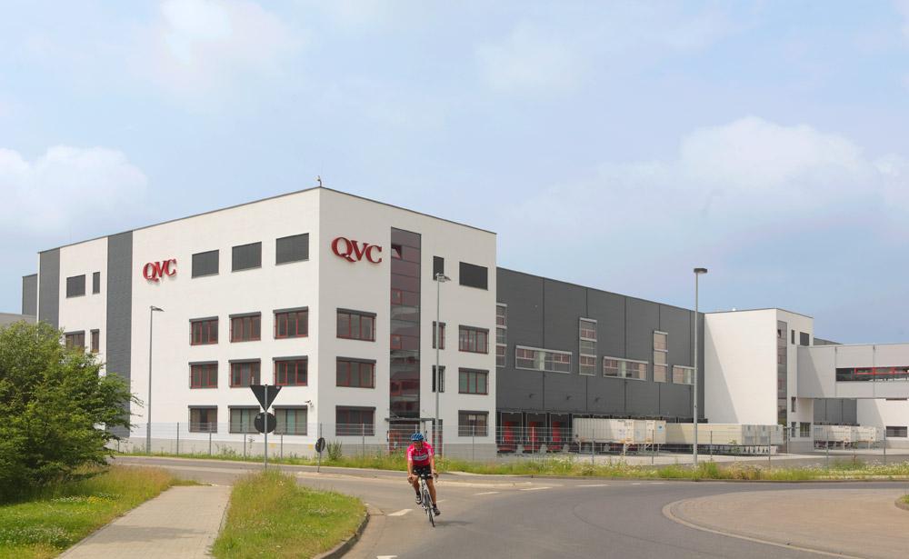 QVC Deutschland | apb-brandschutz | Baulicher Brandschutz ...